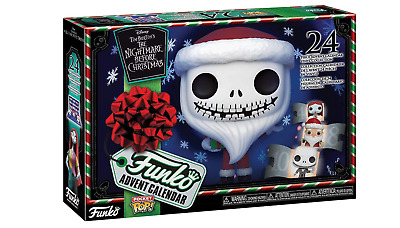 Funko Advent Calendar: The Nightmare Before Christmas